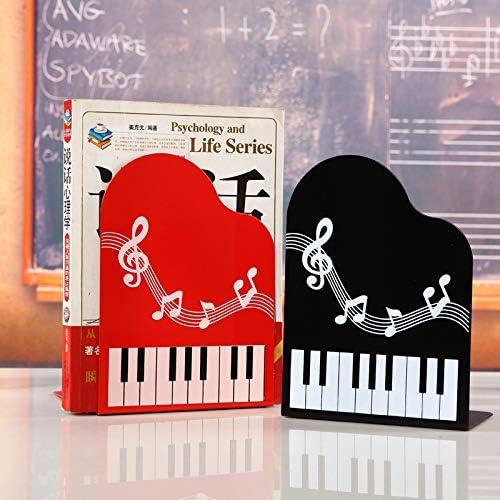 Sujetalibros   Sujetalibros de metal para teclado de piano ...
