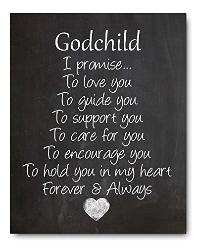 Godchild-Gift-Godchild-Quote-Chalkboard-Print-Perfect-ChristeningBaptism-Gift-for-Godson-Goddaughter-from-Godparents-for-New-Baby-Gift-or-Baby-Shower-Gift
