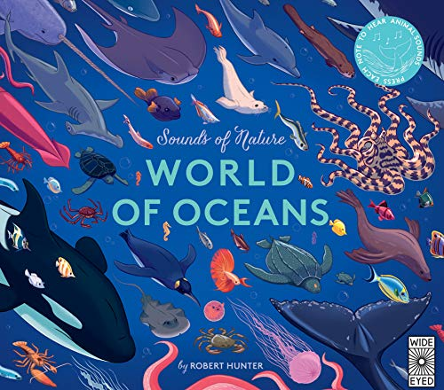 Sounds of Nature: World of Oceans: Press each note to hear animal sounds ()