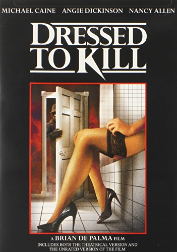 DVD : Dressed to Kill (, Dubbed, Dolby, AC-3, Mono Sound)