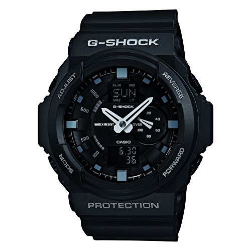 Casio Gents G Shock Black Rubber