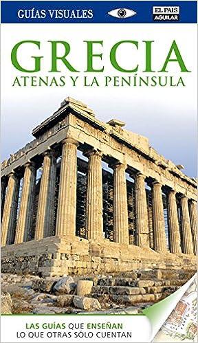 Grecia (Guías Visuales): Atenas y la Península: Amazon.es: Varios ...