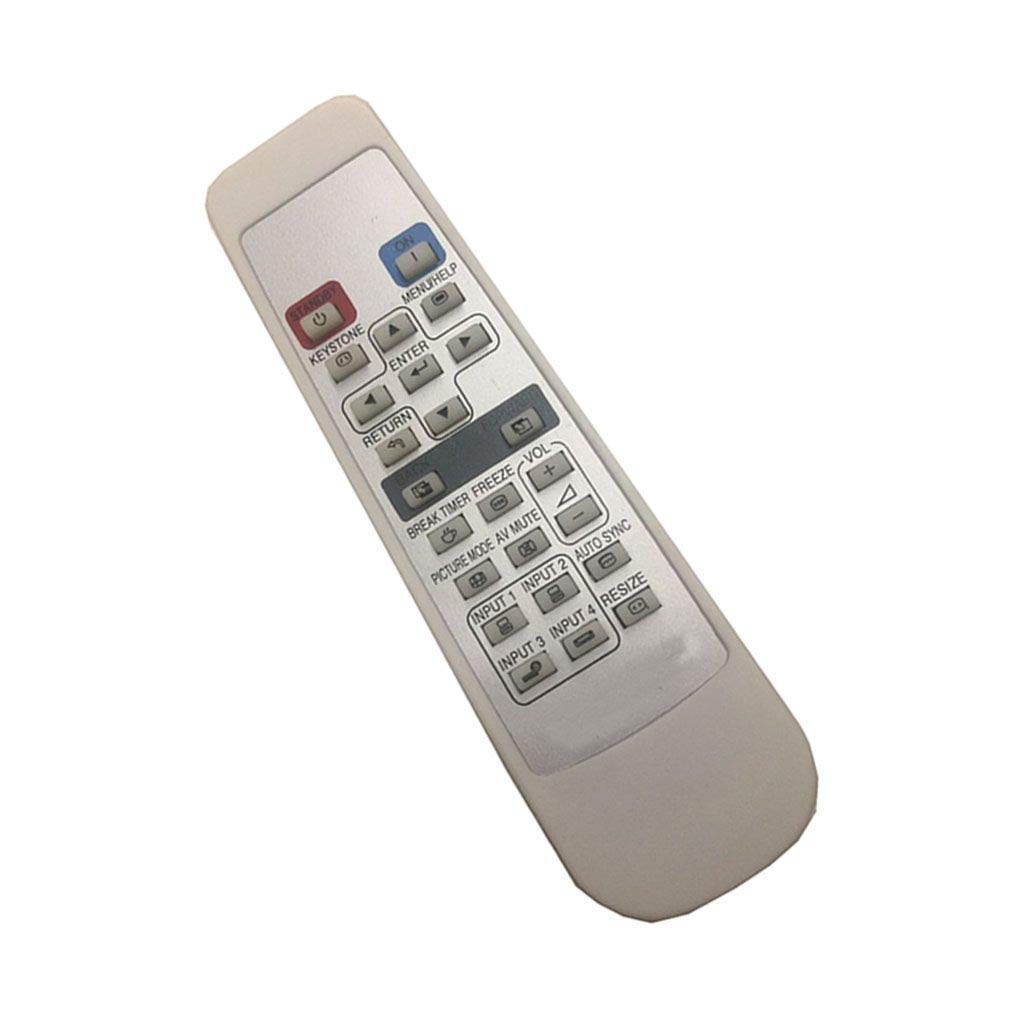 Easy Replacement Remote Control for Sharp XG-C330X PG-LW2000 XV-Z100 DLP Projector