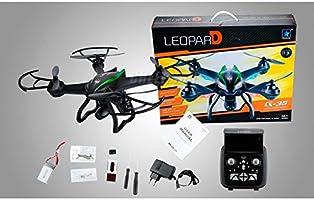 Drone FPV Cheerson Leopard CX-35 | Cámara HD 720P | Emisora ...