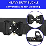 Ginwee 4-Pack Tactical Belt,Military Style