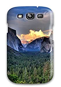 High-end Case Cover Protector For Galaxy S3(mountain) by Maris's Diary