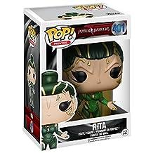 Funko 12461 POP Movies: Power Rangers Rita Repulsa Toy Figure