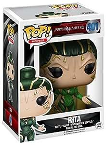 Funko - Figurine Power Rangers - Movie Rita Repulsa Exclu Pop 10cm - 0889698124614