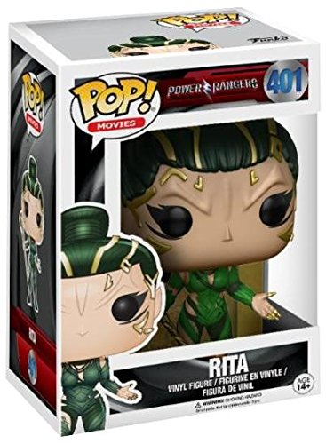 Funko POP Movies: Power Rangers Rita Repulsa Toy Figure
