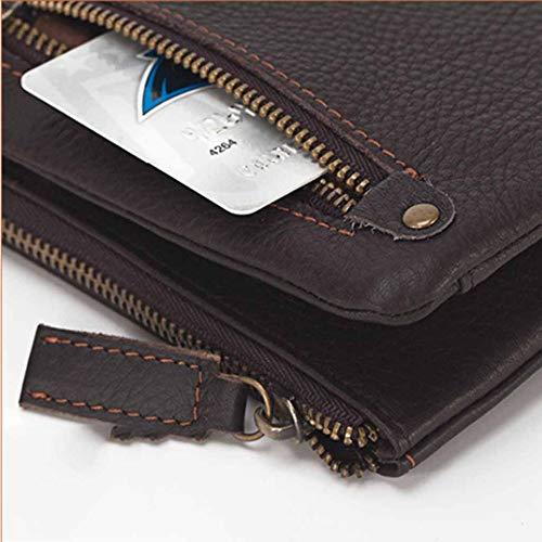Lungo Multi Pyip card Neutro 5 Portafoglio Clip In Di B Pack Uomo Denaro 1 Pelle Cm 18 9 5 vwIrFqzAwn