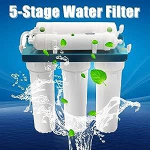 SISHUINIANHUA 5 La ultrafiltración Filtro purificador de Agua de ...