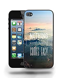 Cute Funny Inspirational Positive Vibe Motivation Quotes Phone Case Cover Designs for iPhone 5 5S