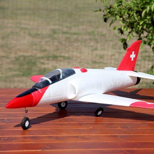 ACME - T-45 Goshawk ROT Arrows - ARF Kit inkl. Servos, Jet-Flugzeug mit Impeller-Antrieb!!Ohne Fernsteuerung!! (AA8016)