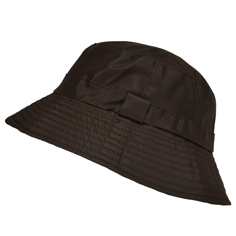 TOUTACOO T.U 58//60 cm Sombrero Gorro para la Lluvia Impermeable en Nailon