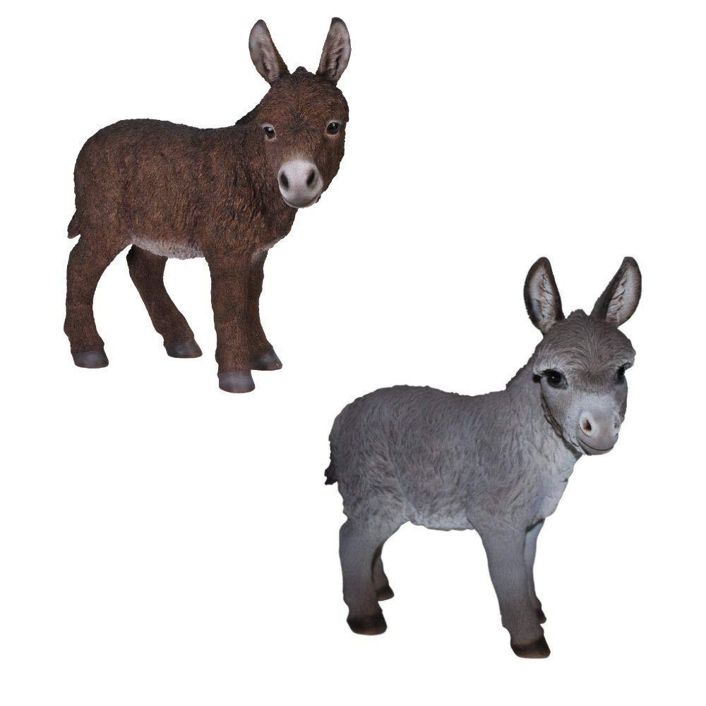 Vivid Arts Real Life Donkey, one supplied