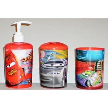 Cars bathroom set
