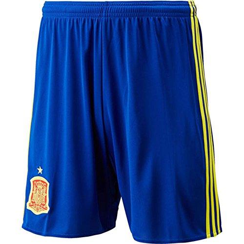 Adidas Spain Home Shorts [Royal/Yellow] (XL)