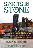img - for Spirits in Stone: The Secrets of Megalithic America book / textbook / text book