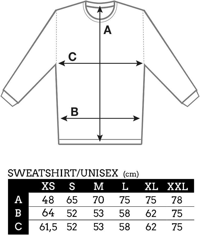 HYPSHRT Herren Sweatshirt Pablo Escobar White House C001053