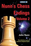 Nunn's Chess Endings Volume 2-John Nunn