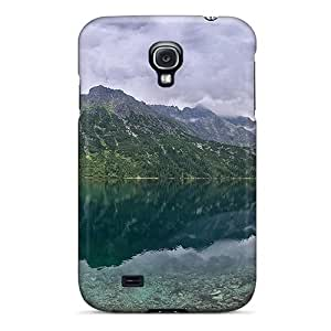 Hot Fashion Nhq1741BHIt Design Case Cover For Galaxy S4 Protective Case (marine Eye Lake In Pol)