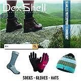 DexShell Waterproof Children Socks, Pink, 3/4 Crew, M