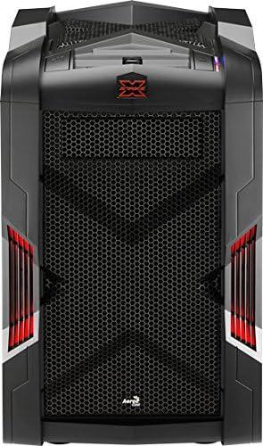 Aerocool Strike-X Cube Cubo Negro - Caja de Ordenador (Cubo, PC, Acero, Negro, Micro ATX,Mini-ITX, Juego): Amazon.es: Informática
