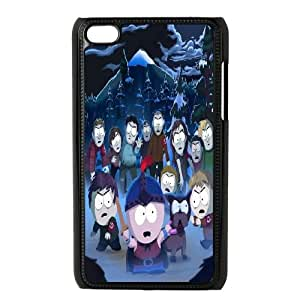iPod Touch 4 Case Black South Park Xbai