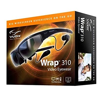 0da6e15e8 Amazon.com: Vuzix Wrap 310 Video Glasses: Electronics