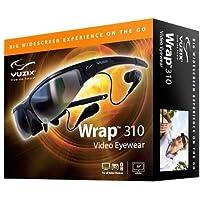Vuzix Wrap 310 Video Glasses