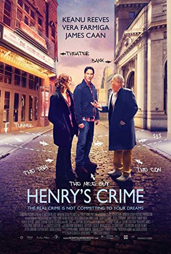 Henry's Crime POSTER (11