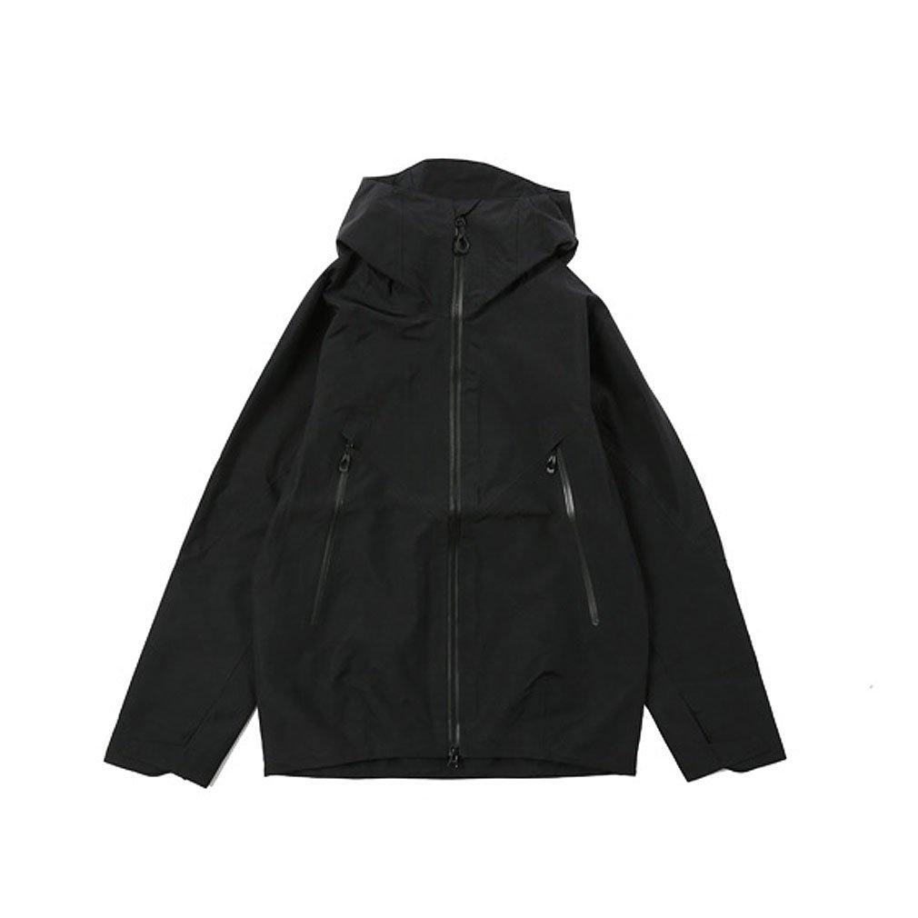 GOLDWIN ゴールドウィン マウンテンジャケット B07D8JWXRL Medium|ブラック ブラック Medium