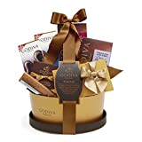#2: Godiva Chocolatier Classic Ribbon Signature Gift Basket, Great for Mother's Day, 22.45 Ounce