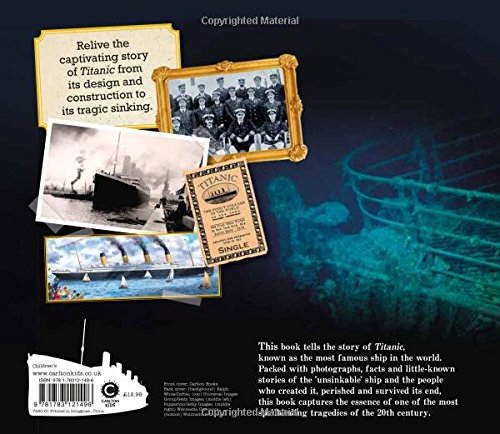 The Story of Titanic for Children: Astonishing Little-Known Facts and Details About the Most Famous Ship in the World by Carlton Kids (Image #2)
