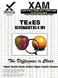 img - for TExES Generalist EC-4 101 Teacher Certification Test Prep Study Guide (XAM TEXES) book / textbook / text book