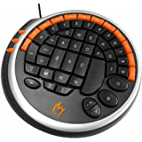 Zykon K1 Keyboard Keypad Russian (russisches Layout) QUERTY
