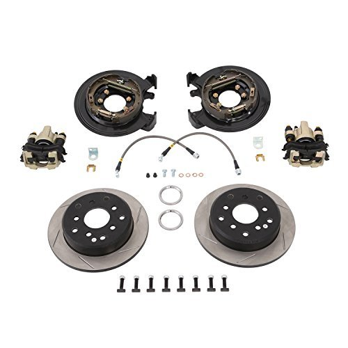 G2 Axle & Gear 962049DB Disc Brake Kit Brake Bleed Conversion Kit