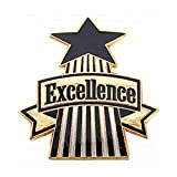 Set of 100 Lapel Pins - Excellence