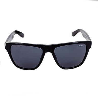 Amazon.com: Police anteojos de sol s1796 acetato de ...