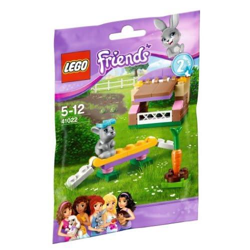 Lego 41022 Friends Maison du lapin