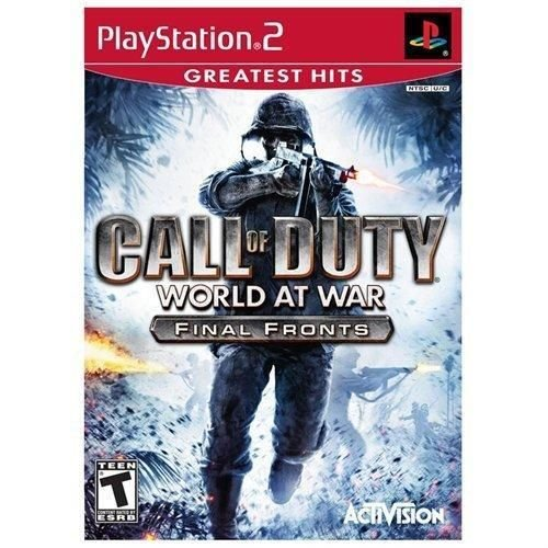 CALL OF DUTY:WORLD AT WAR/FINAL FRONTS (GREATEST HITS)