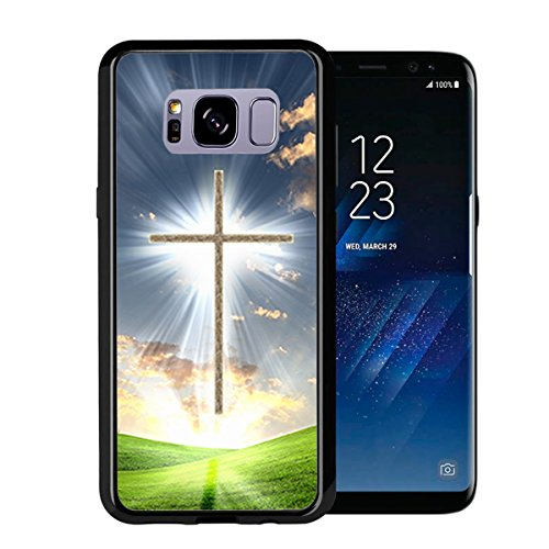 Christian Cross For Samsung Galaxy S8 Plus + 2017 Case Cover by Atomic Market