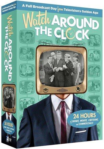 (Watch Around The Clock - 24 Hours of TV + Digital)
