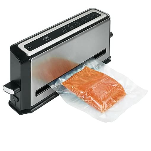 Complete Vacuum Sealing System is the Ultimate Food Fresh Saver