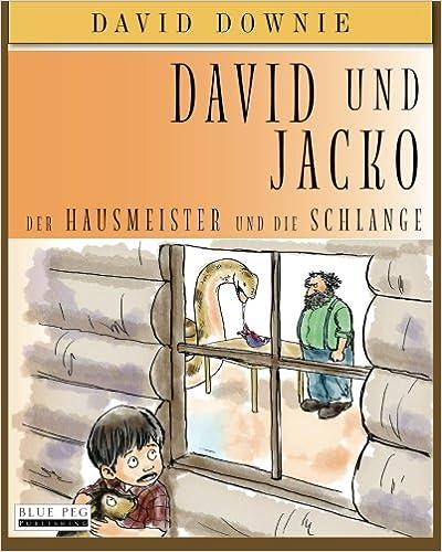 Book David Und Jacko (German Edition): Der Hausmeister Und Die Schlange