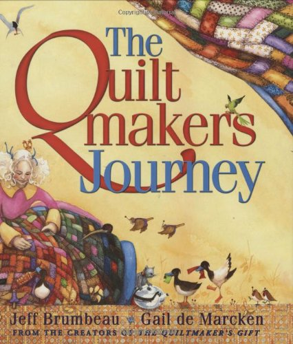 Library Book: The Quiltmaker's Journey, National Geographic Learning