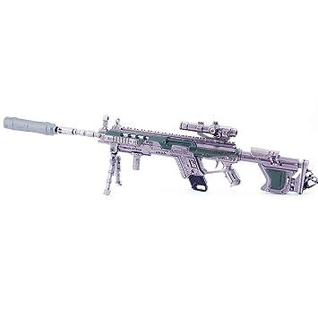 Juego Legends Manhuan Metal Pistola Apex De 16 Longbow Rifle VMqSUzpG