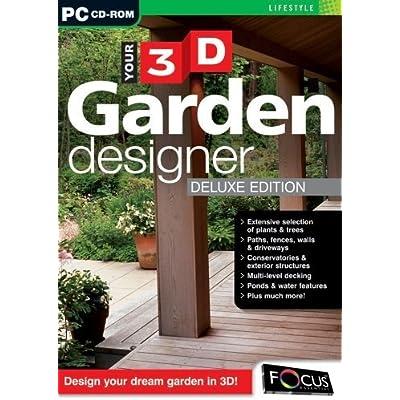 Your 3D Garden Designer Deluxe Edition