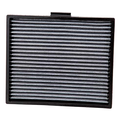 K&N VF2016 Washable & Reusable Cabin Air Filter Cleans and Freshens Incoming Air for your Chevy, GMC, Hyundai