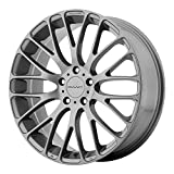 KMC Wheels KM693 Maze Pearl Gray Wheel (20x8.5''/5x108mm, +40mm offset)